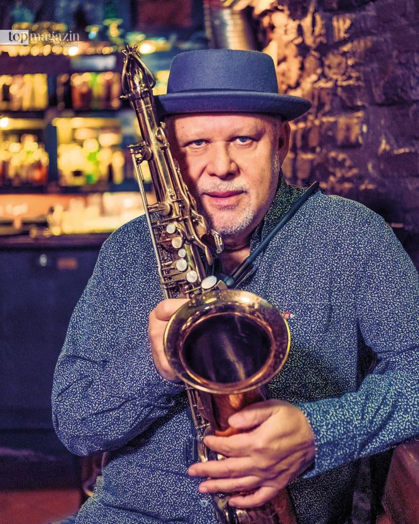 Jazz ist universal - Tony Lakatos