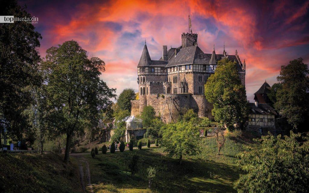 Schloss Berlepsch im Werratal (Foto: Jodrexel)