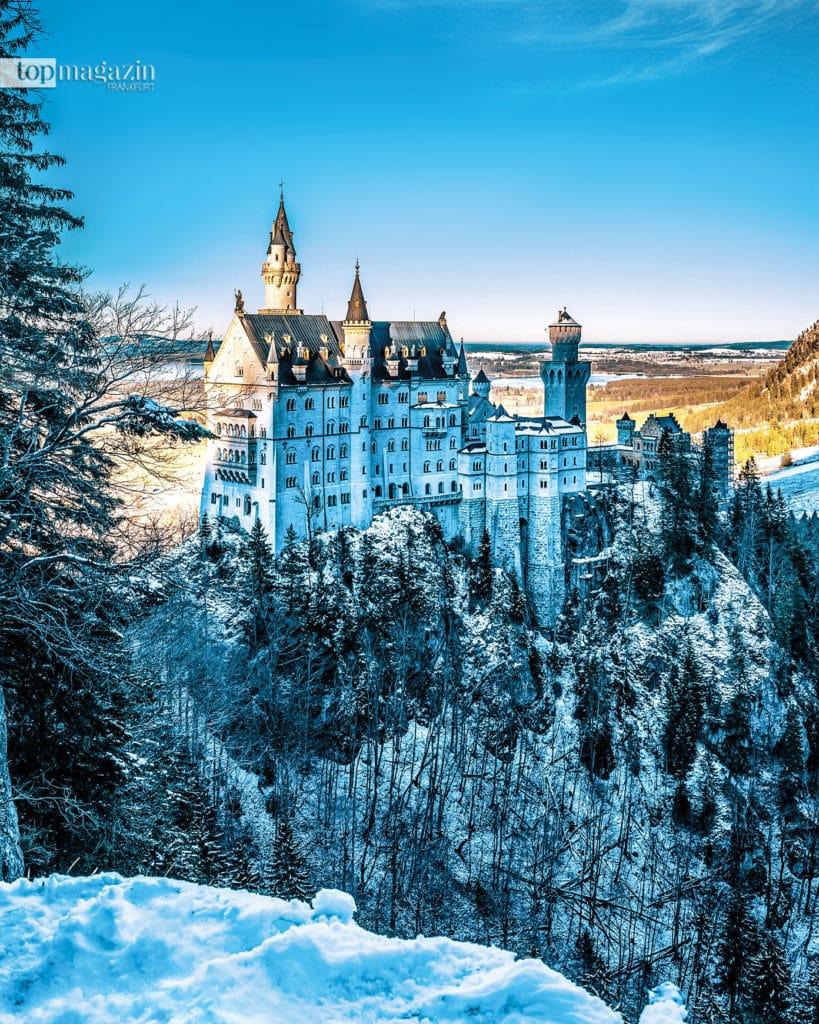 Schloss Neuschwanstein bei Füssen (Foto: Bharat Patil)