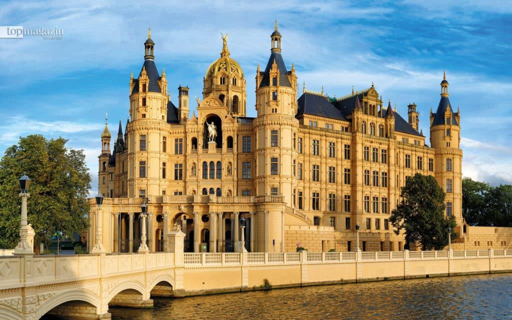 Schloss Schwerin (Foto: Kolosses)