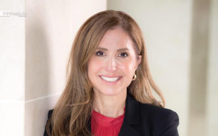 Sükriya Aclan, Leiterin der UBS Niederlassung Frankfurt