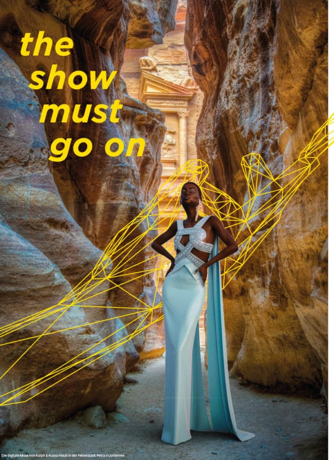 Top Magazin Ausgabe Frühjahr 2021- The Show must go on