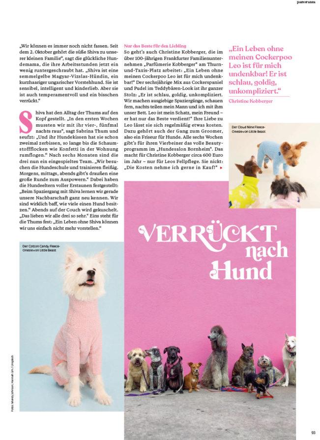 Top Magazin Ausgabe Frühjahr 2021 - Verrückt nach Hund