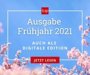 Top Magazin Frankfurt - Ausgabe Frühjahr 2021 - digitale Version