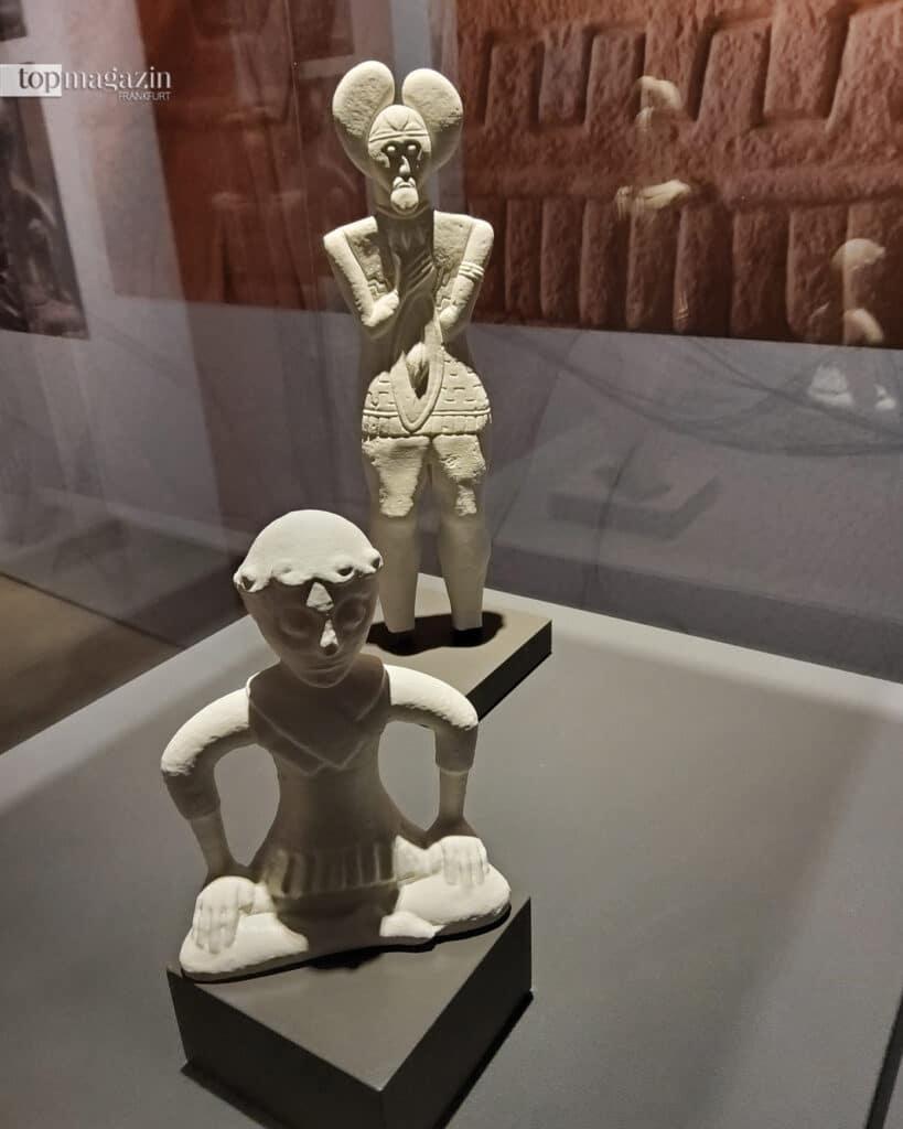 Das Museum Keltenwelt am Glauberg in Glauburg setzt auf 3D-Scanning und bietet digitale Einblicke in seine Sonderausstellungen. Die Fürstenfiguren