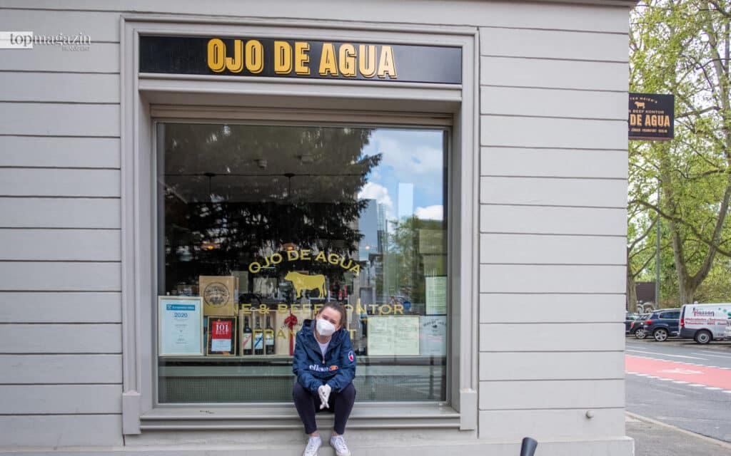 """""""Ojo de Agua""""-Restaurantleiterin Sarah Korb freut sich über das neue Zusammengehörigkeitsgefühl"""