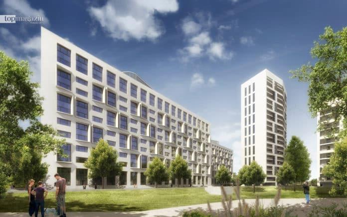 City Pop Apartments im Gutleutviertel