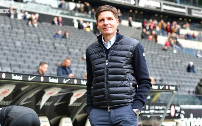 Oliver Glasner wird Trainer von Eintracht Frankfurt