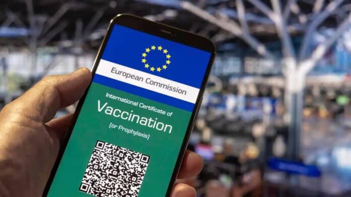 Die Corona-Warn-App oder die CovPass-App funktionieren mit dem digitalen Impfpass (Screenshot Das Erste)
