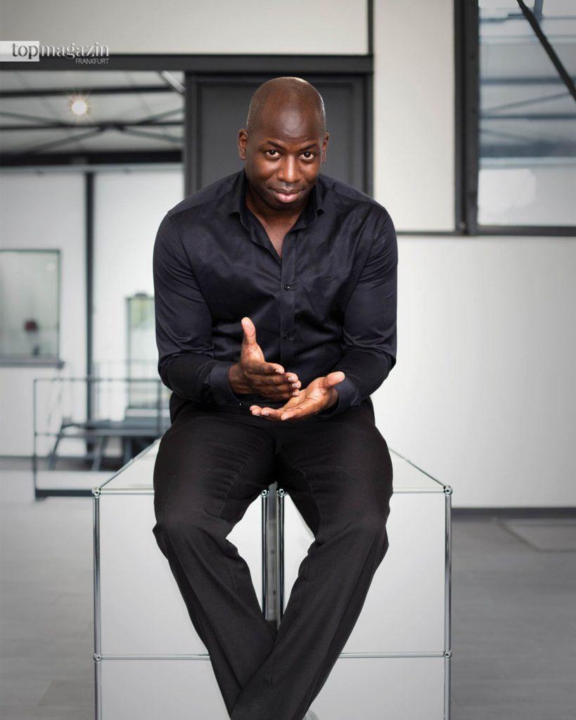 Kelechi Onyele - Business-Coach und Choreograph