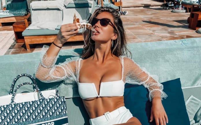 Social Media-Stars zieht es ins Influencerparadies Dubai – wie das britische Model Erin Willerton, jüngere Schwester der ehemaligen Miss Great Britain Amy Willerton