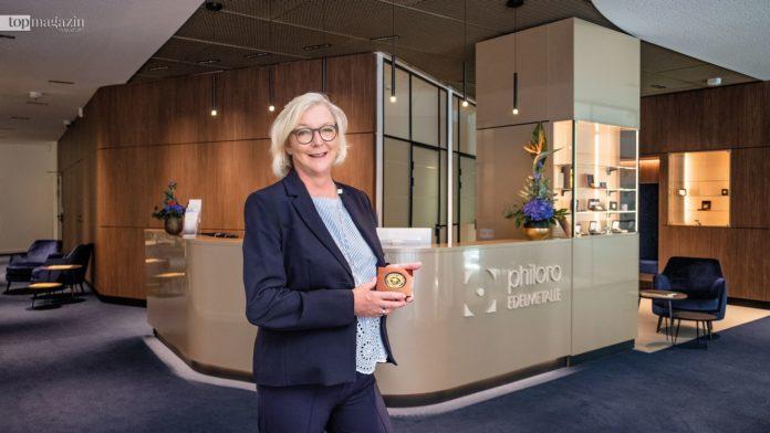 Susanne Tischer leitet die neue philoro Niederlassung in Frankfurt