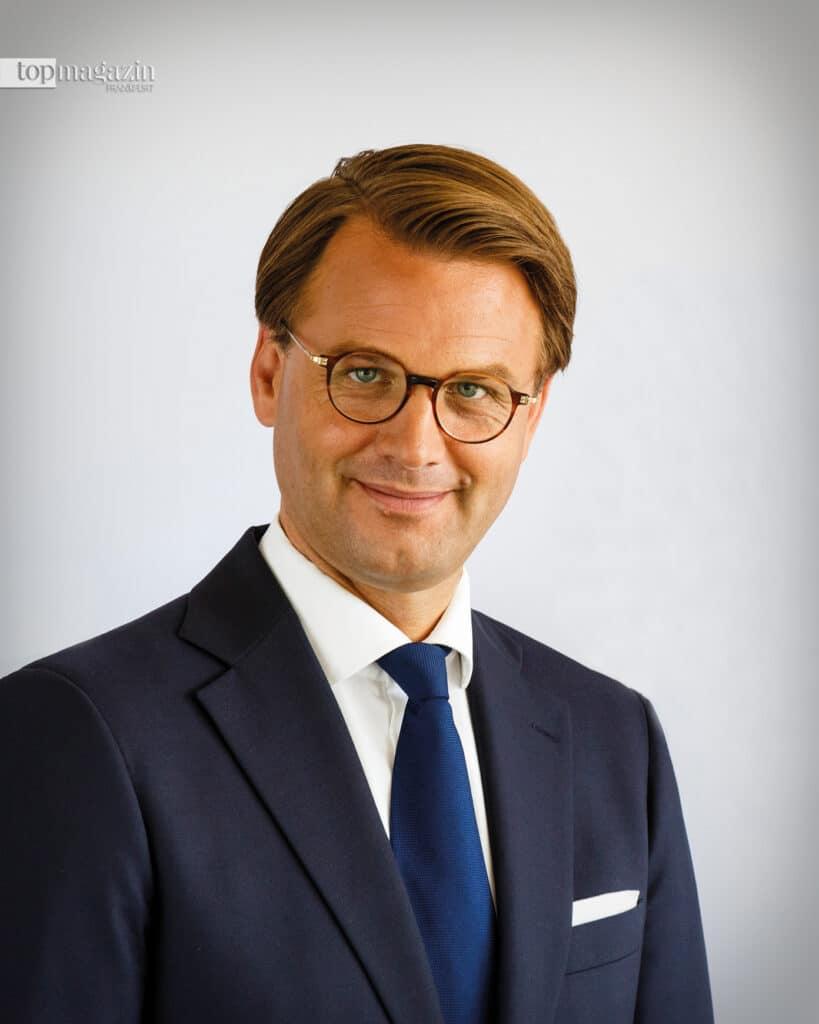 Christian Mühlhäuser - Managing Director Zentraleuropa Bridgestone Bad Homburg