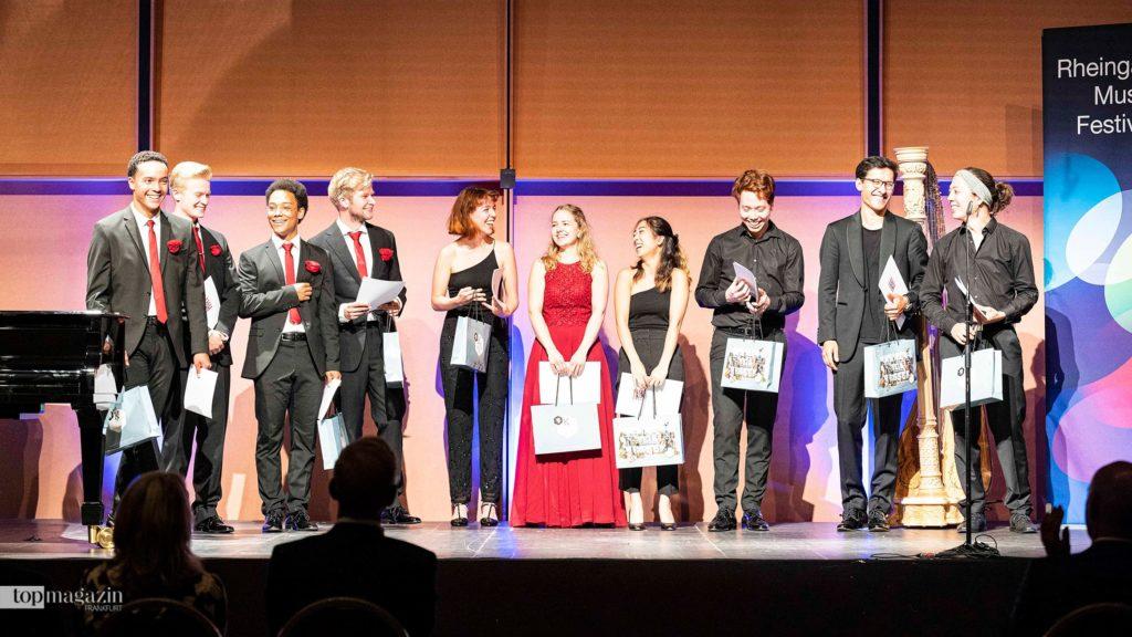 Die Preisträgerinnen und Preisträger (Foto Salome Roessler)