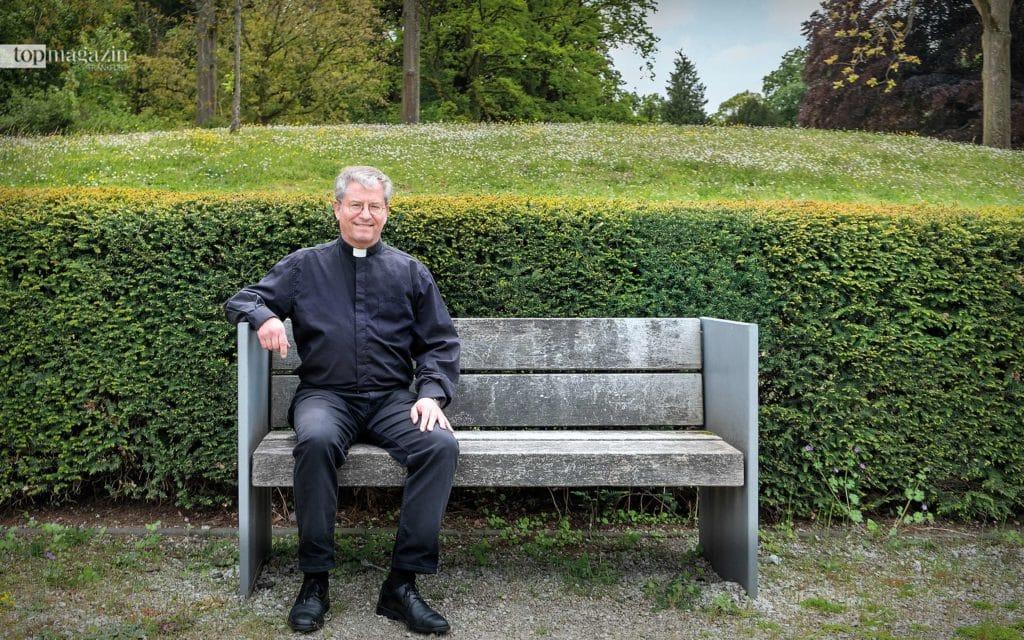 Arbeitet an einem Kommentar über die Psalmen - Pater Dieter Böhler
