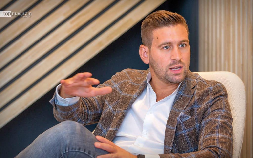 Marko Verkic (Primodeus Immobilien) - ehemaliger Leistungssportler und absoluter Immobilien-Profi