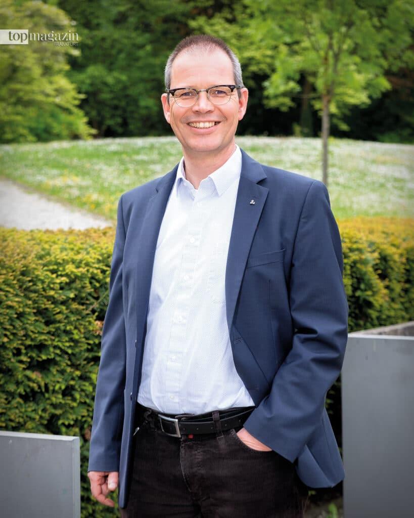 Spezialist für den Islam - Pater Tobias Specker
