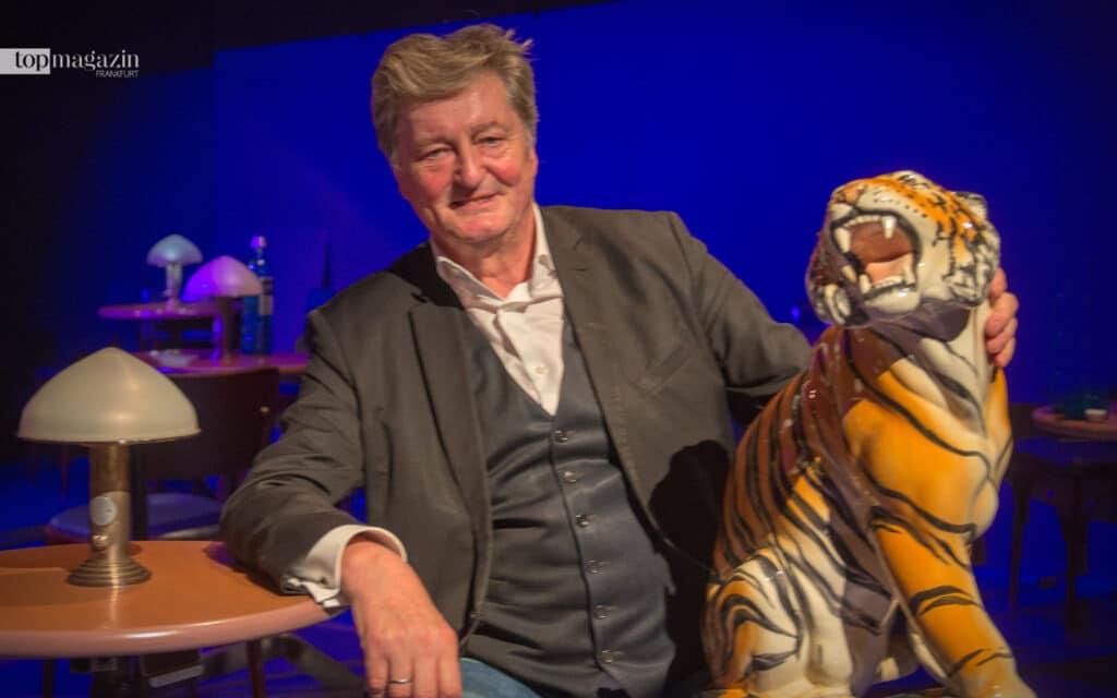 Tigerpalast-Direktor Johnny Klinke (Foto: Bernd Kammerer)