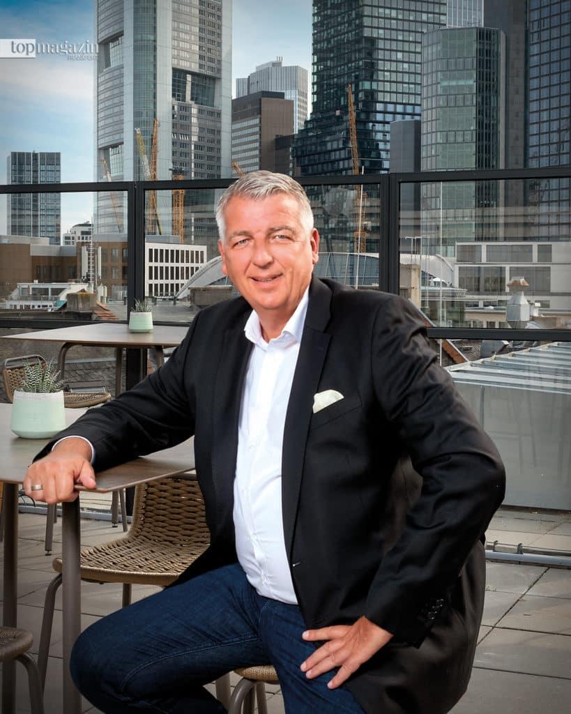 Uwe Schäfer ist Inhaber der Allianz-Generalvertretung