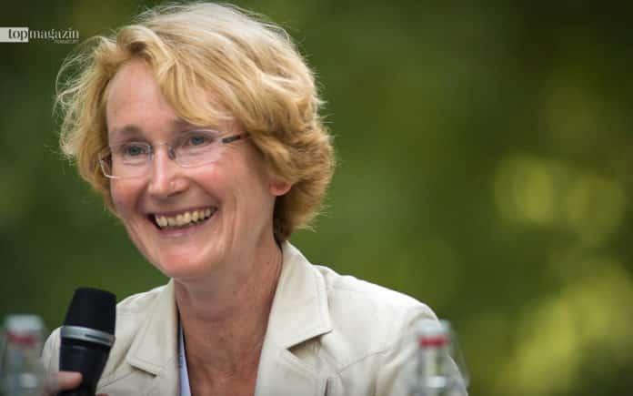 Die Frankfurter Biologin Prof. Dr. Katrin Böhning-Gaese erhält den Deutschen Umweltpreis