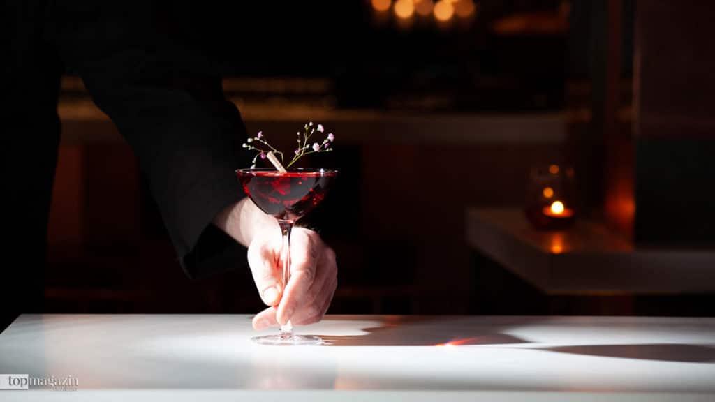 Einer der 14 Signature-Drinks im White Rabbit Frankfurt